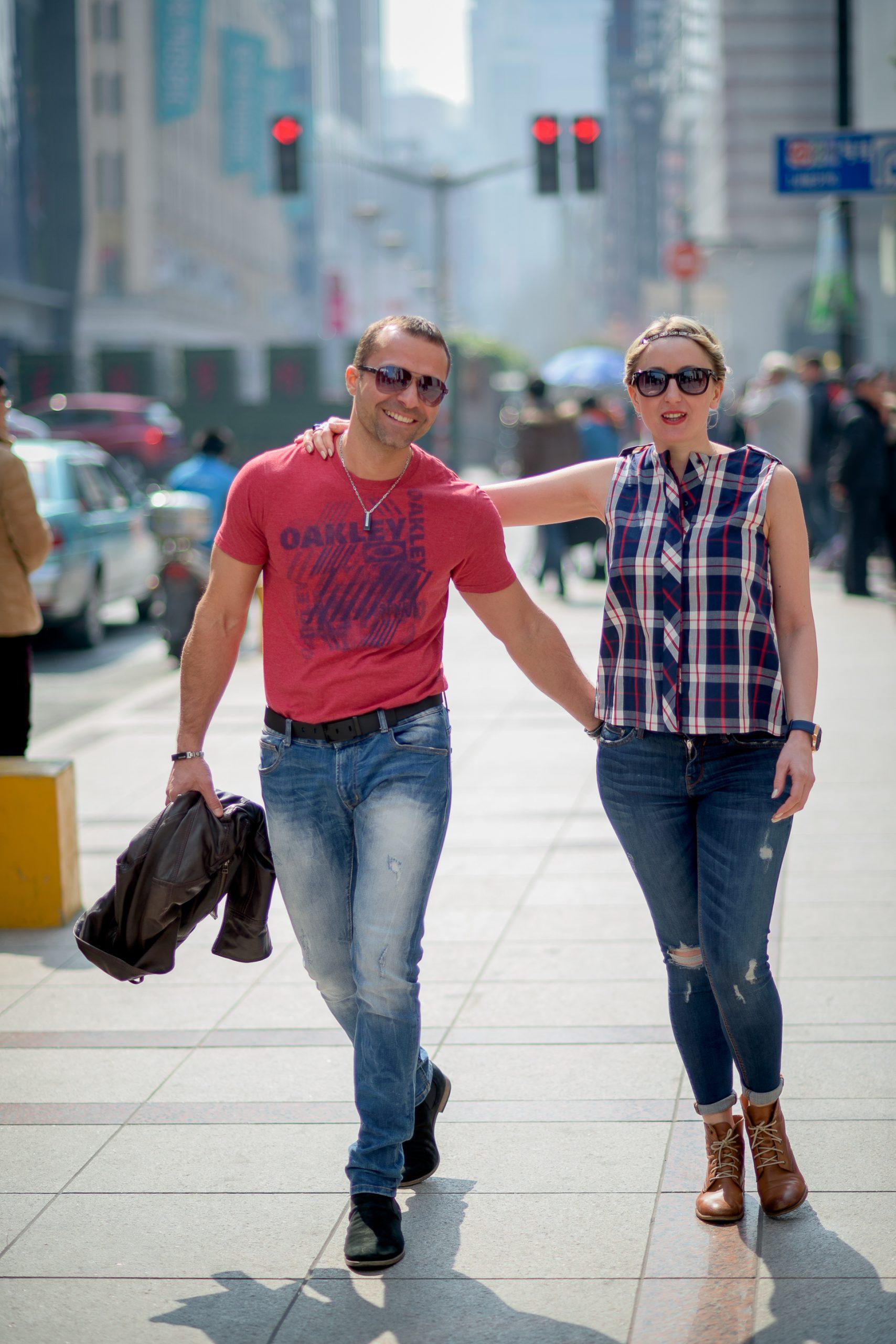 Andreas und Anastasia