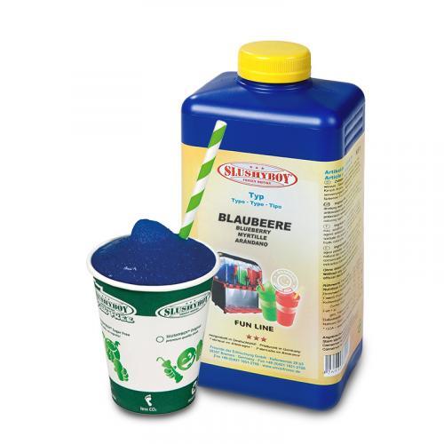 Sirup Blaubeere 1 Liter kaufen